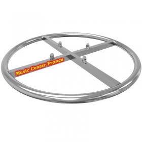 Duratruss DT Dyno-Wheel  structure en cercle pour totem carré