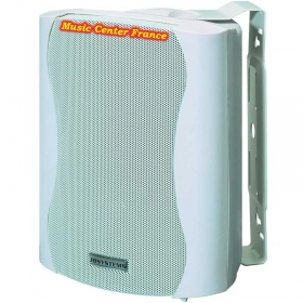 JBSystems JB Systems K50 enceinte d'ambiance blanc blanche white
