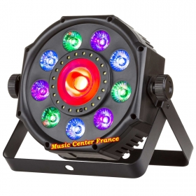 JBSystems JB Systems Rave Spot jeu de lumière led dmx vud