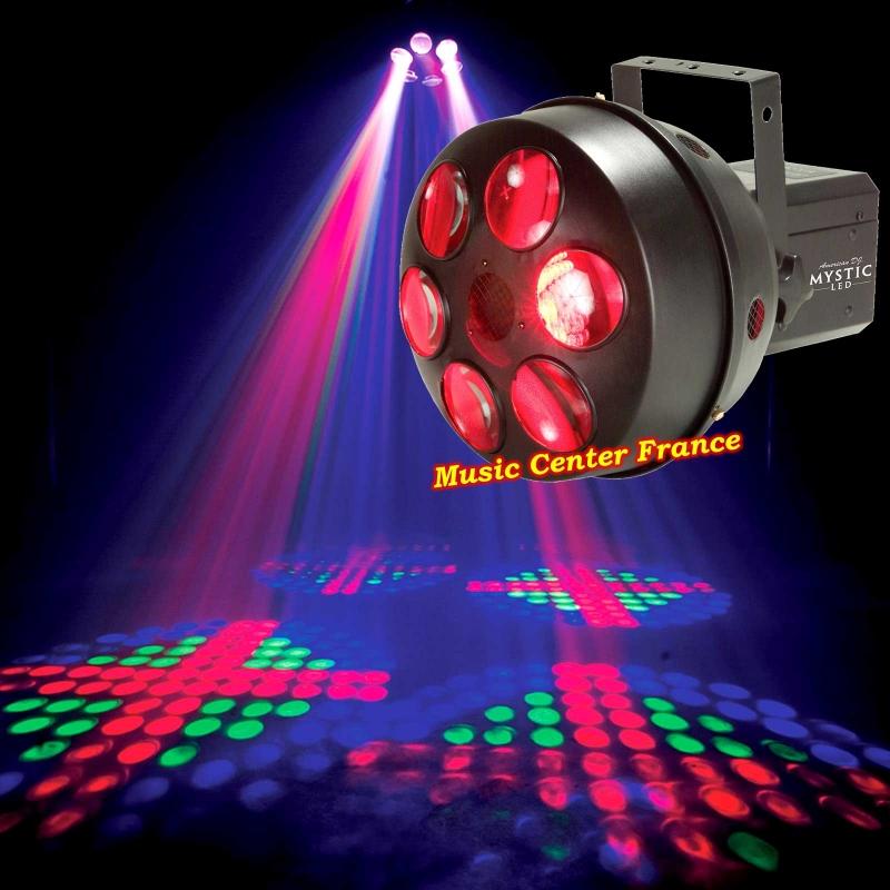American DJ ADJ Mystic LED jeu de lumière effet 1