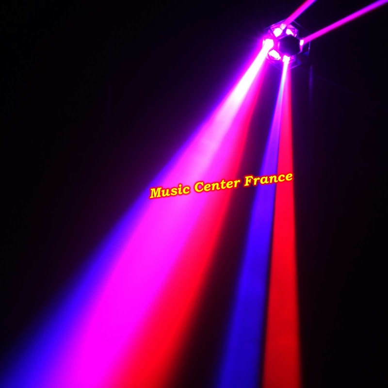 JBSystems JB Systems Beam Twister jeu de lumière led dmx code 04183 4183 effet 2
