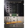 reloop kut mixer table de mixage  scratch innofader vue top