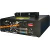 Ibiza las1000b las 1000 b laser bleu 1 w 1000 mW DMX ILDA vue de dos