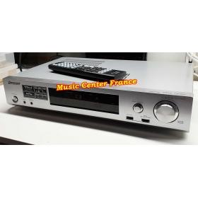 ampli tuner Pioneer VSXS510S VSX-S510S VSX-S510 S vue fermée de droite panne réparation sav
