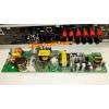 ampli tuner Pioneer VSXS510S VSX-S510S VSX-S510 S vue sur la carte d'alimentation démontée panne réparation sav