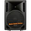 JBSystems JB Systems PSA10 PSA 10 enceinte amplifiée de 25 cm et d'une puissance de 160 w RMS totale - vue de face