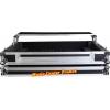 flightcase avec plateau PC mac Power Acoustics pour contrôleur numérique Pioneer XDJ-XZ vue face avec plateau ouvert vu6