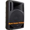 JBSystems JB Systems PSA15 PSA 15 enceinte amplifiée de 38 cm et d'une puissance de 300 w RMS totale - vue de gauche vu2
