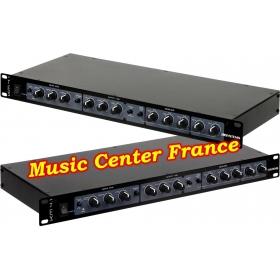 JBSystems JB Systems KM4.1 KM41 KM 4.1 vue droite et gauche Music Center France