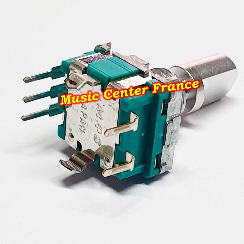 Pioneer DSX1056 DSX 1056 sélecteur select-push pour Pioneer DJM400 DJM 400 vue 1 Music Center France