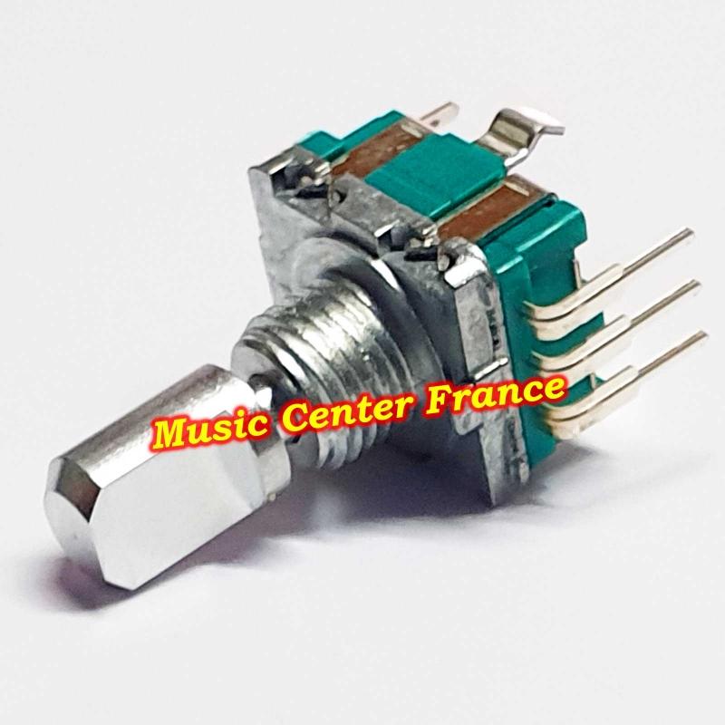 Pioneer DSX1056 DSX 1056 sélecteur select-push pour Pioneer DJM400 DJM 400 vue 4 Music Center France
