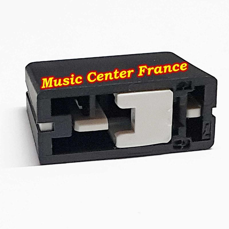 Pioneer DAC3539 DAC 3539 bouton pour fader et cross-fader du contrôleur numérique XDJ-RR vue dessous gauche Music Center France