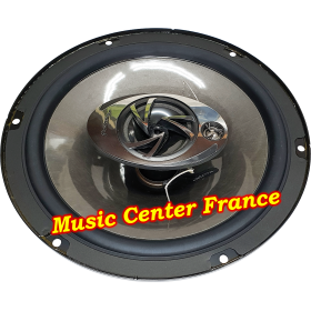 Pioneer TS-A2511 - TS-A 2511 - TSA2511 - TSA 2511 haut-parleur car-audio 25 cm 3 voies sans grille Music Center France