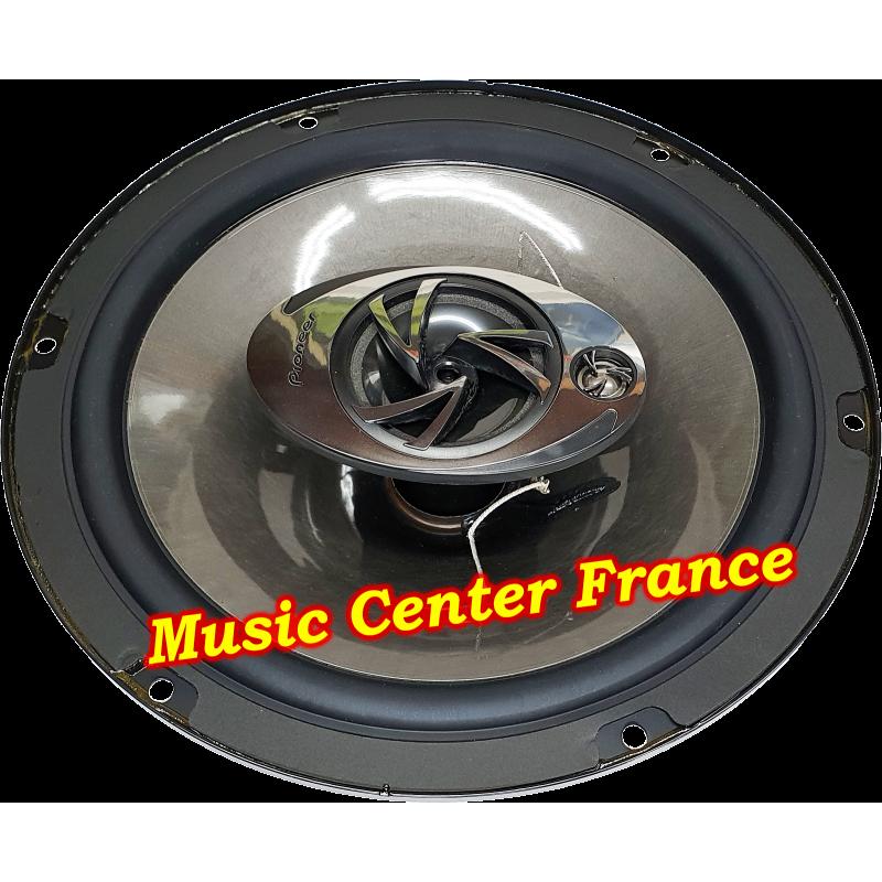 Pioneer TS-A2511 - TS-A 2511 - TSA2511 - TSA 2511 haut-parleur car-audio 25 cm 3 voies sans grille Music Center France