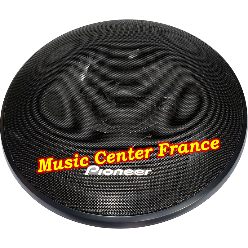 Pioneer TS-A2511 - TS-A 2511 - TSA2511 - TSA 2511 haut-parleur car-audio 25 cm 3 voies avec grille Music Center France