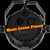 JBSystems JB Systems minipar 12 mini-par 12 rgbw projecteur projo vue de dos dmx Music Center France