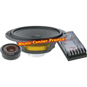 Focal 165VRS 165 VRS kit éclaté haut-parleur polyglass vu1 Music Center France