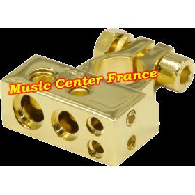 Boost BT4+ borne-cosse batterie plus + 4 entrées-sorties Music Center France