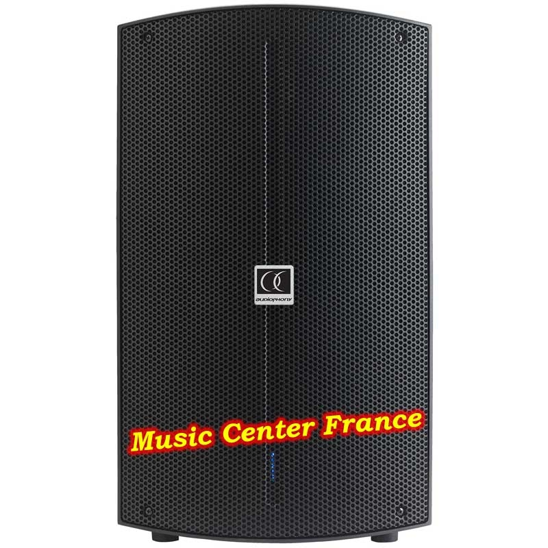 Audiophony MT10A enceinte active face w800