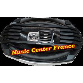 Lanzar Vibe VB693 VB 693 haut-parleur hp ovale 3 voies automobile avec grille Music Center France