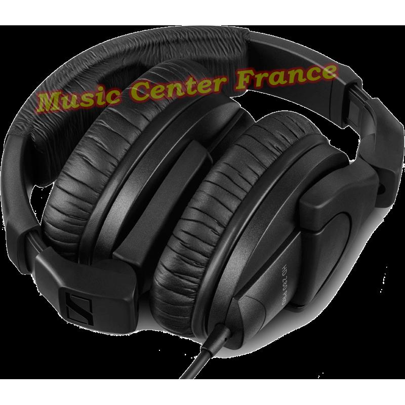 Sennheiser HD280Pro HD 280 Pro casque studio monitoring sono vue fermé