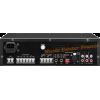 Monacor PA-803 DAP PA803 DAP PA 803 ampli amplificateur 100 v 30 w vue de dos