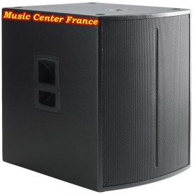 Audiophony ATOM15ASUB caisson de basses vue gauche w800