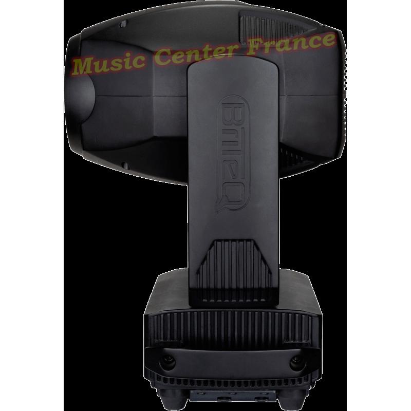 Briteq Shark lyre à led de 200w 200 w code B05535 roue gobos rotatifs roue couleurs vue profil